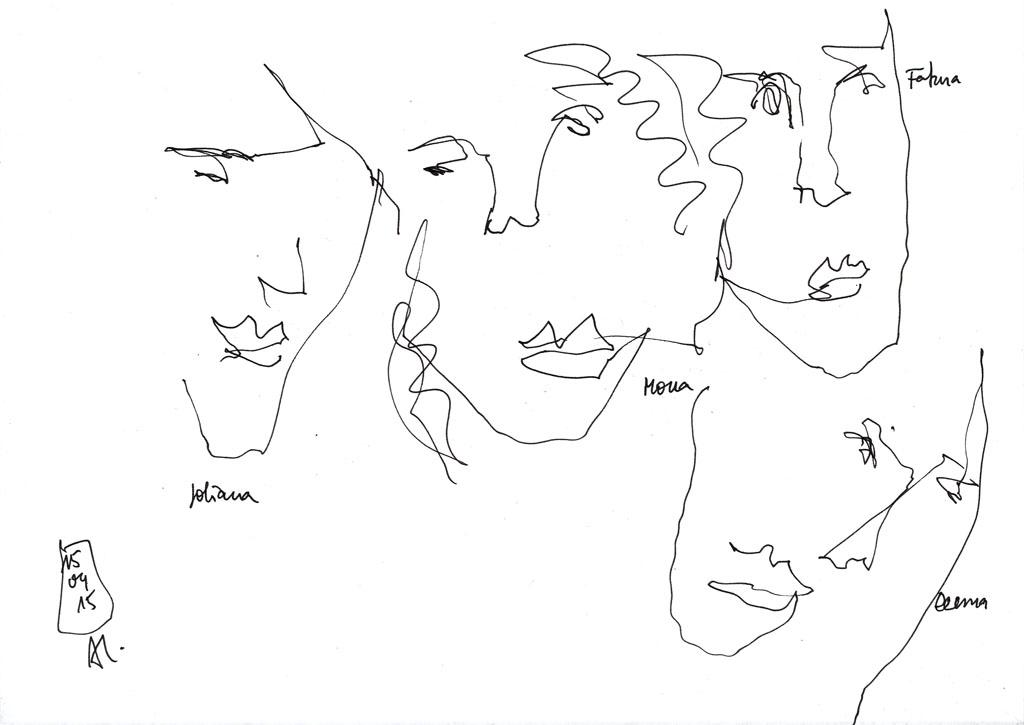 15-04-15_Joliana, Mona, Fatma, Deema-