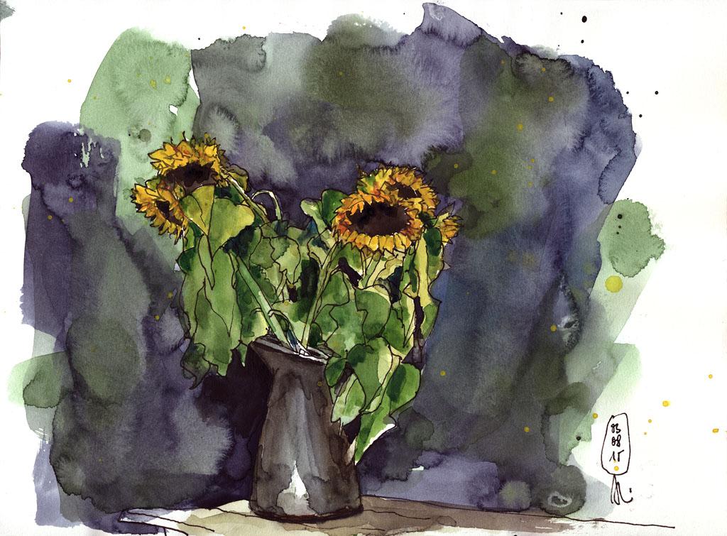 15-08-03_Sonnenblumen 02_fk-